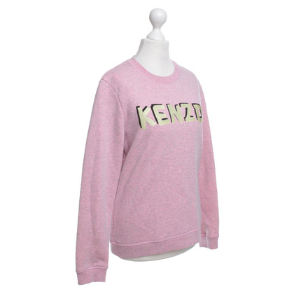 Kenzo Pullover in Rosa