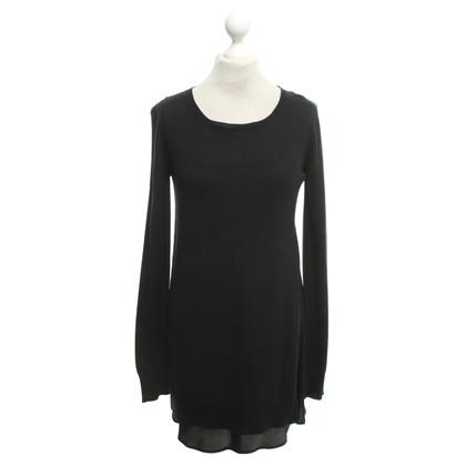 Dondup Gebreide jurk in zwart