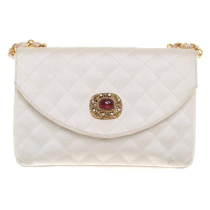 Chanel Cream colored shoulder bag