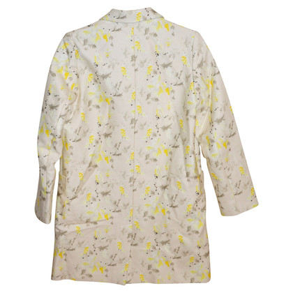 Cacharel Cabanjacke with bird print