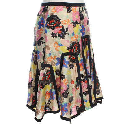 Paul Smith Rok met bloemenprint