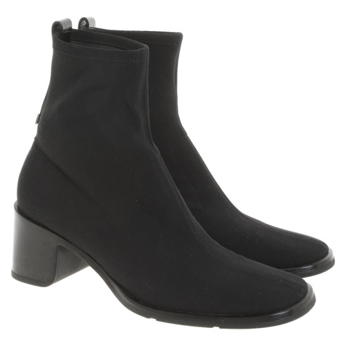 a8734e6bf Gucci Ankle boots in Black - Second Hand Gucci Ankle boots in Black ...