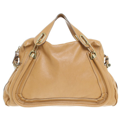 "Chloé ""Paraty Bag"" Brown"