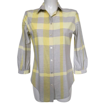 Burberry Blouse.