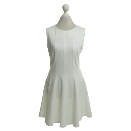 MSGM Dress in cream white