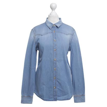 Closed Denim shirt in light blue