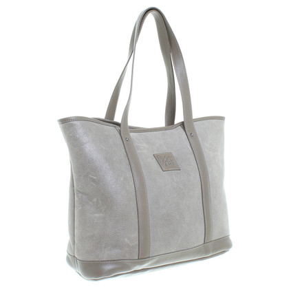 Longchamp Shopper aus Lammfell