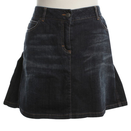 Burberry Jean skirt in blue