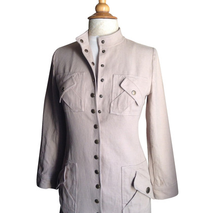 Céline Linen Coat