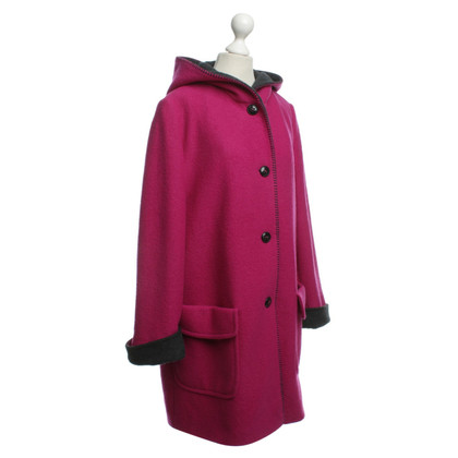 Basler Coat in wool optics