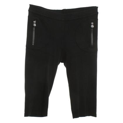 Chanel Kurze Hose in Schwarz