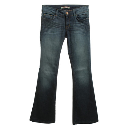 J Brand Jeans displayed in blue
