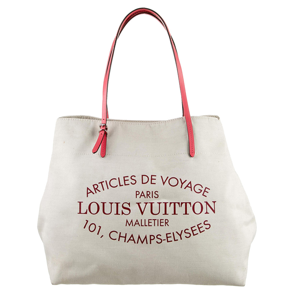 Tote Louis Vuitton Articles De Voyage Canvas