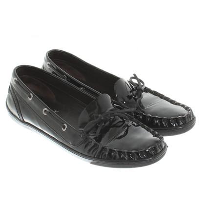 Andere merken AGL - slippers lakleer