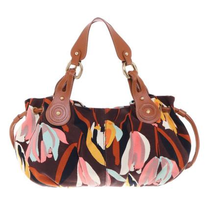 Missoni Handbag with pattern print