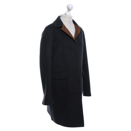Loro Piana Coat in antraciet