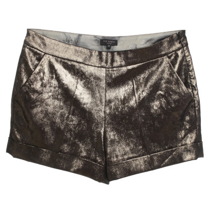 Ted Baker Shorts in gold