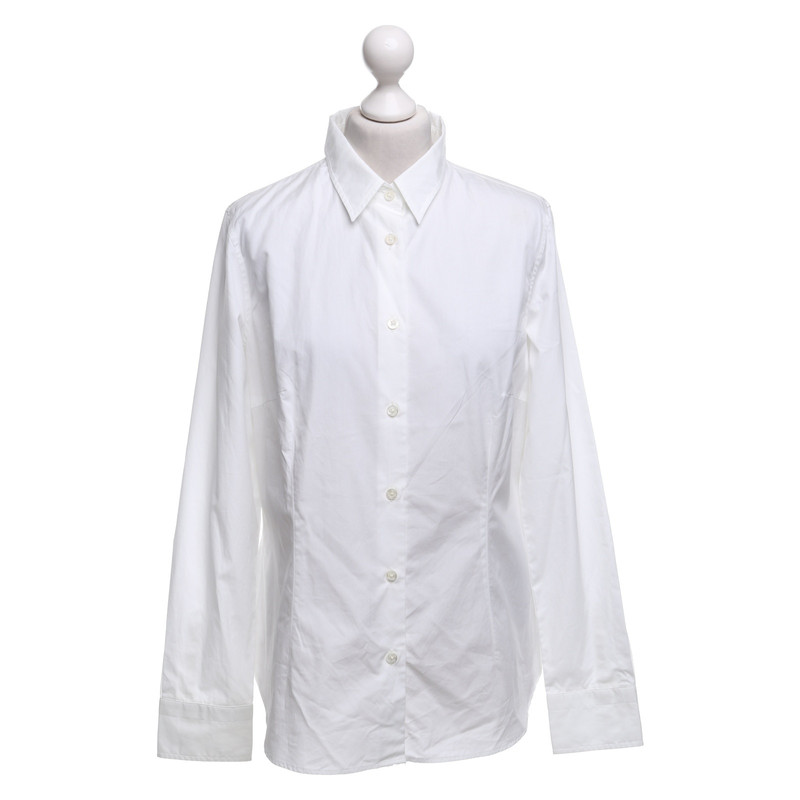 Bogner Blouse in white Bogner Blouse in white ...