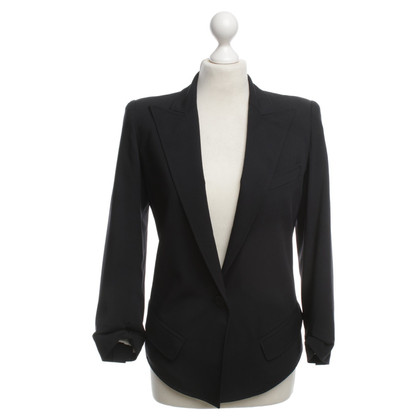 Smythe Blazer with pointed lapels