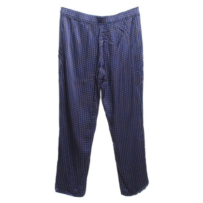 Maison Scotch stile pantaloni pigiama