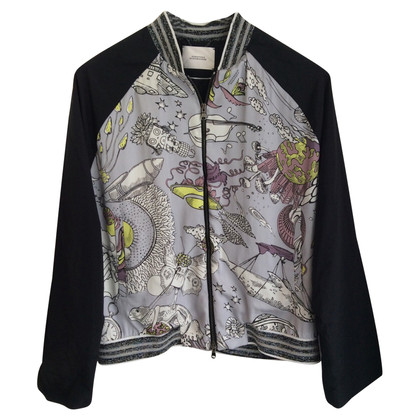Dorothee Schumacher Giacca Blouson con stampa