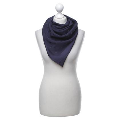 Chanel Cloth in dark blue