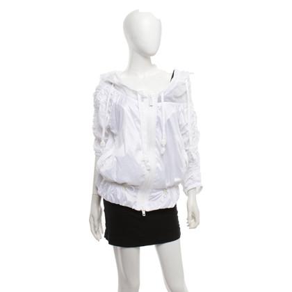 Stella McCartney for Adidas Windbreaker in white