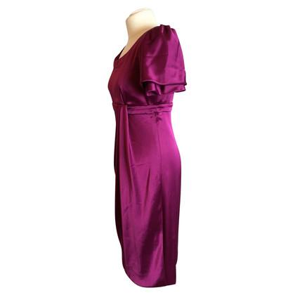 Karen Millen Cocktail dress in magenta
