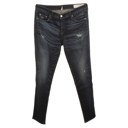 Rag & Bone Jeans in the destroyed look
