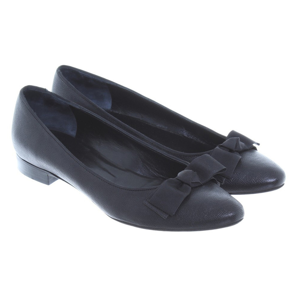 Max Mara Ballerinas in black