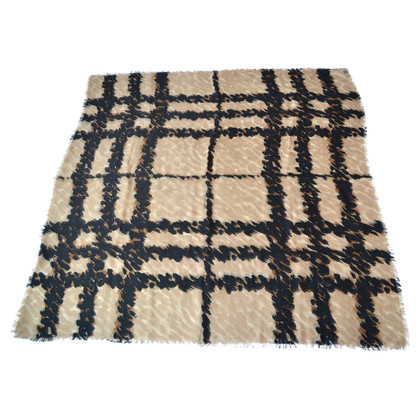 Burberry Cashmere cloth with silk / wool