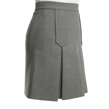 Piu & Piu skirt in Gray