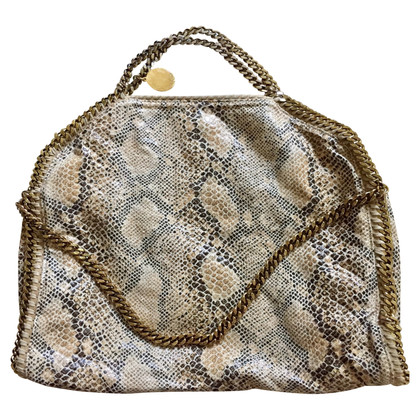 Stella McCartney Handbag with snake print