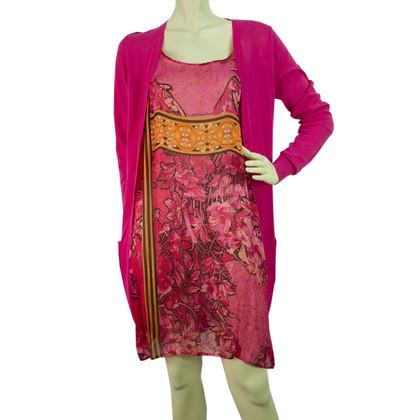 Roberto Cavalli Dress in silk / cotton