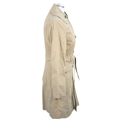 Armani Jeans Coat in beige