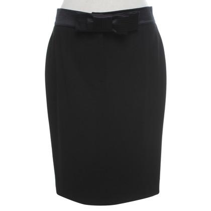 Céline skirt in black