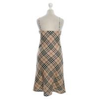Burberry Dress with Nova check pattern