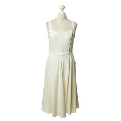 Ralph Lauren Pinafore dress in cream