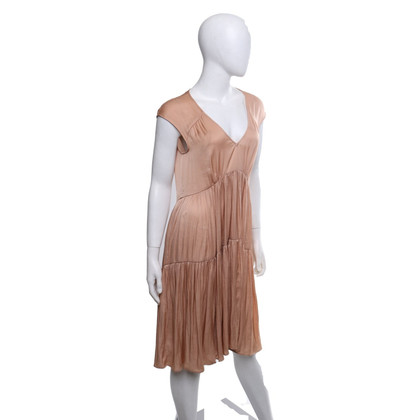 Strenesse Blue Summer dress in Nude