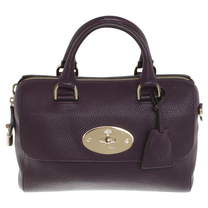 Mulberry Bag in Purple