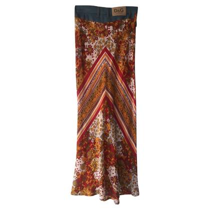 D&G Longue jupe