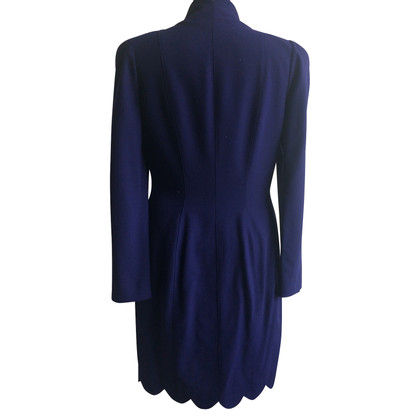 Mugler Blue dress
