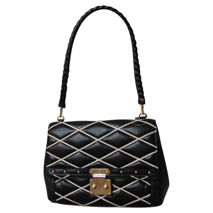 "Louis Vuitton ""Malletage Pochette Flap Bag"""