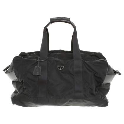 Prada Travel Bag in Black
