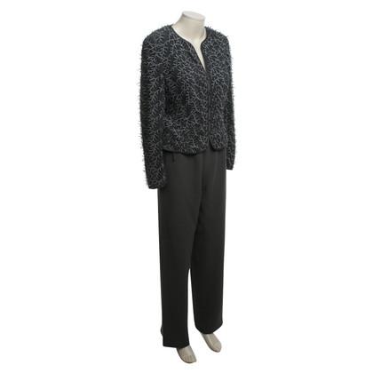 Valentino Suit in dark blue