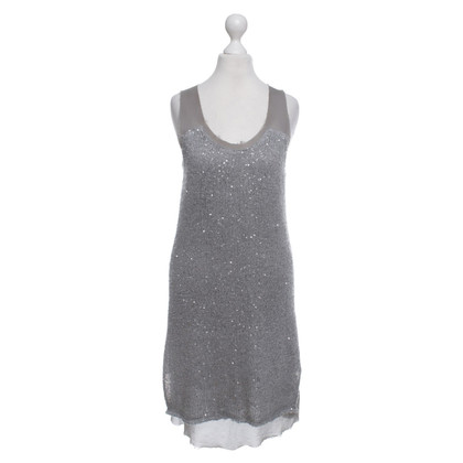 Stefanel Dress in Grey