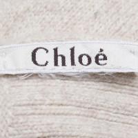 Chloé Sjaal van wol blend