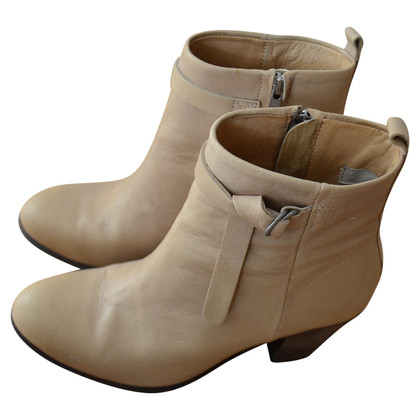 Humanoid Ankle Boots