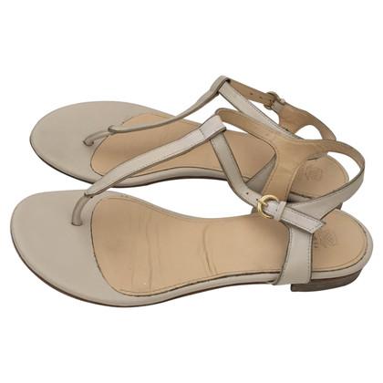 Navyboot Sandals in cream