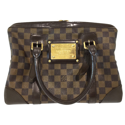 "Louis Vuitton ""Berkely Damier Ebene Canvas"""